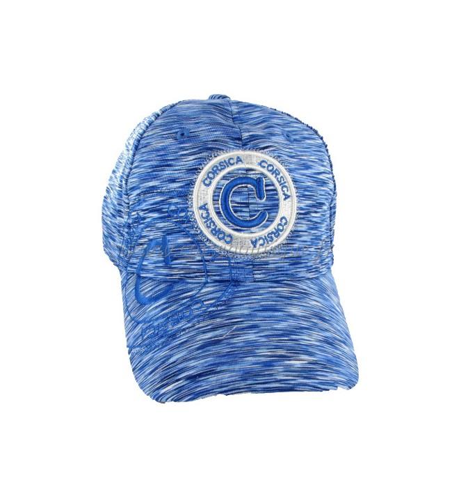 Cap blauw Stempel