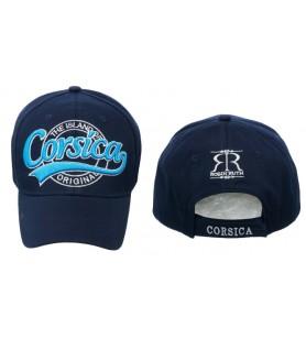 Children's cap Corsica blue
