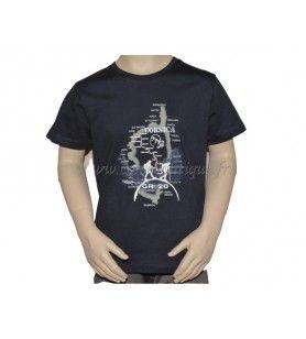 Camiseta GR Córcega Niño