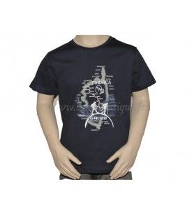 Tee Shirt GR Corsica Bambino