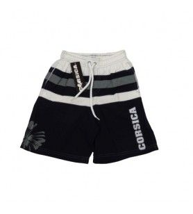 Pantalones cortos de baño para niños Corsica negro