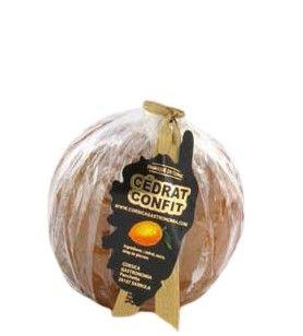 Whole candied cedar  -