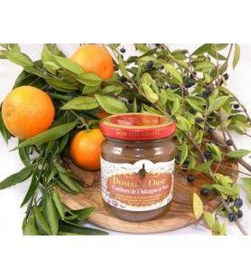 Marmelade von Kastanien und Nüsse 250 gr Orsini