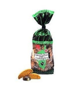 Canistrelli con harina de castaña - 350 g  - 1