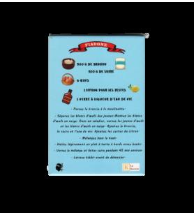 Magnet recipe Corsica Fiadone  - Magnet recipe Corsica Fiadone