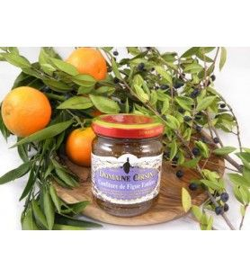 Fig jam, Whole 250 gr Orsini