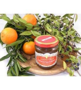 Jam of Prickly pear 250 gr Orsini