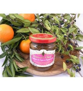 Fig and Pine Gable Jam 250 gr Orsini