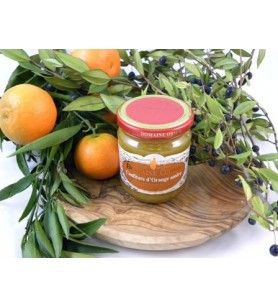 Confiture d Orange amère 250 gr Orsini