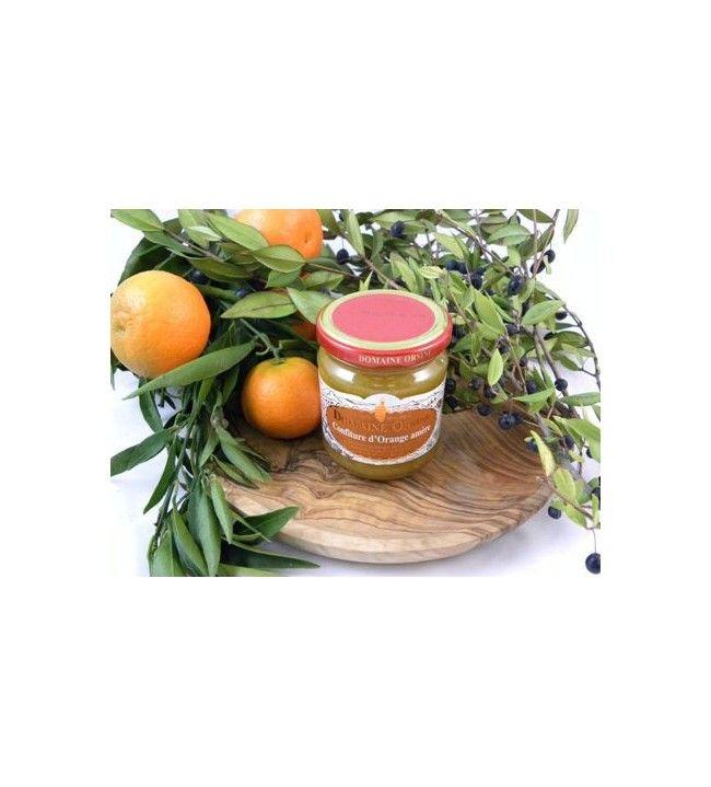 confiture d 39 orange am re 250 gr orsini 3 90 dans miels. Black Bedroom Furniture Sets. Home Design Ideas