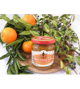Confiture d'orange au Melon 250 gr Orsini