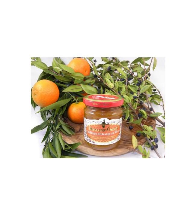 Confiture d Orange au Melon 250 gr Orsini