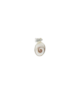 Pendant eye of saint Lucie of the mediterranean oval small model  - Pendant eye of saint Lucie of the mediterranean oval small m