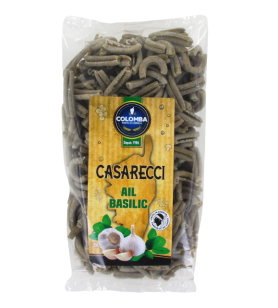CASARECCI Knoflook en Basilicum Pasta  - 1