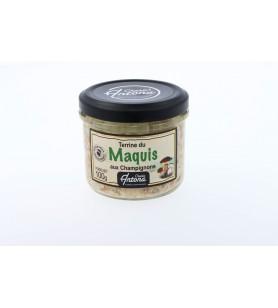 Terrina di funghi del Maquis - 100g 4.6