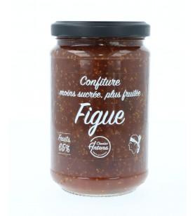 Confiture fruitée de figue de Corse allégée en sucre - 325 gr 4.8