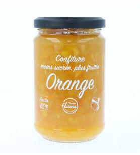 Confiture fruitée d'orange de Corse allégée en sucre - 325 gr 4.5