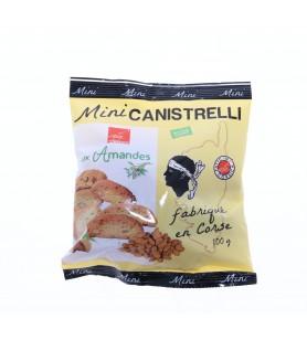 Mini canistrelli aux amandes - 100 gr 1.95