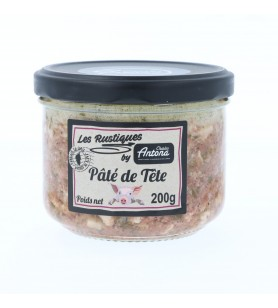 Corsica Gastronomia Pâté de tête Rustique - 200 gr 5.2