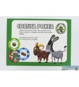 Jeux de cartes Corsica Poker
