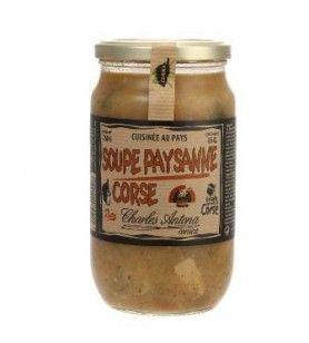 Peasant soup corsica Corsica Gastronomia 760 Gr