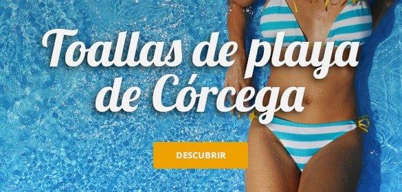 Toallas de playa de Corcega