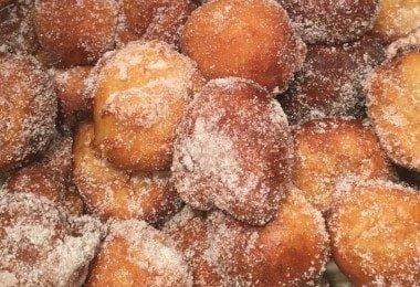 Ricetta Panzarotti: ciambelle tradizionali