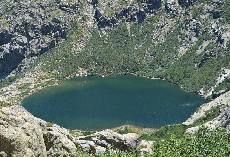 Lago de Melo (Córcega)